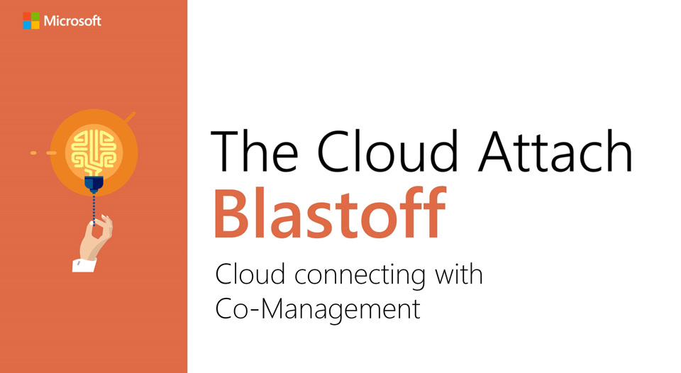 Cloud Connecting with Co-Management