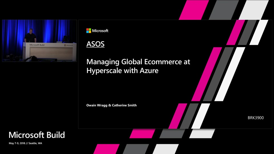 Managing global ecommerce at hyperscale with Azure