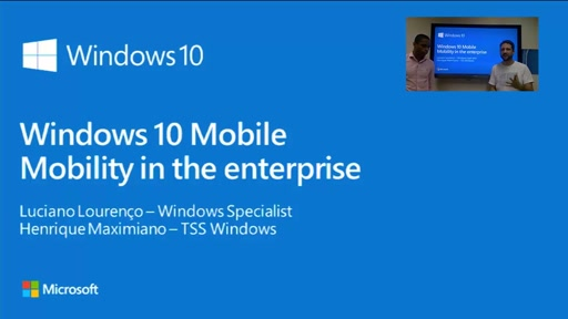 Desmistificando o Windows 10 Mobile e Continuum for Phones