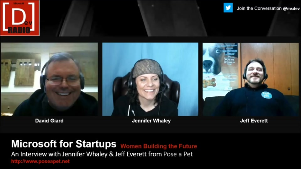Startup Stories: (Part 4) Women Building the Future - An Interview with Jennifer Whaley & Jeff Everett from Pose a Pet