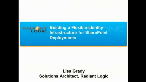 Radiant Logic Inc.: Seamless Access to SharePoint Resources Across All Domains and Forests