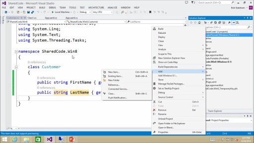 Microsoft Azure Developer Camp - Move LOB Apps to the Cloud: (05) Build for Multiple Devices
