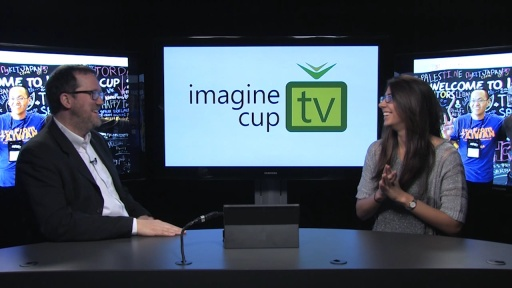 Imagine Cup TV Episode 005: Windows Azure Boost, Hear It From the Judge, and the Big Board!