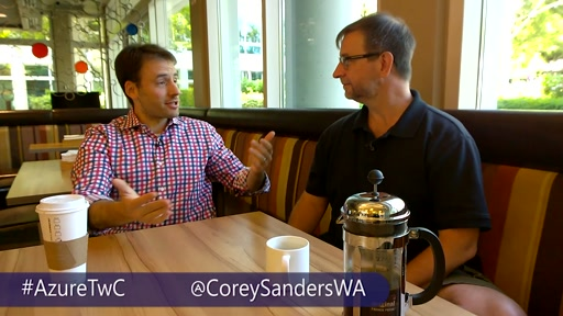 Tuesdays with Corey: DSC and ARM templates with Jeffrey Snover