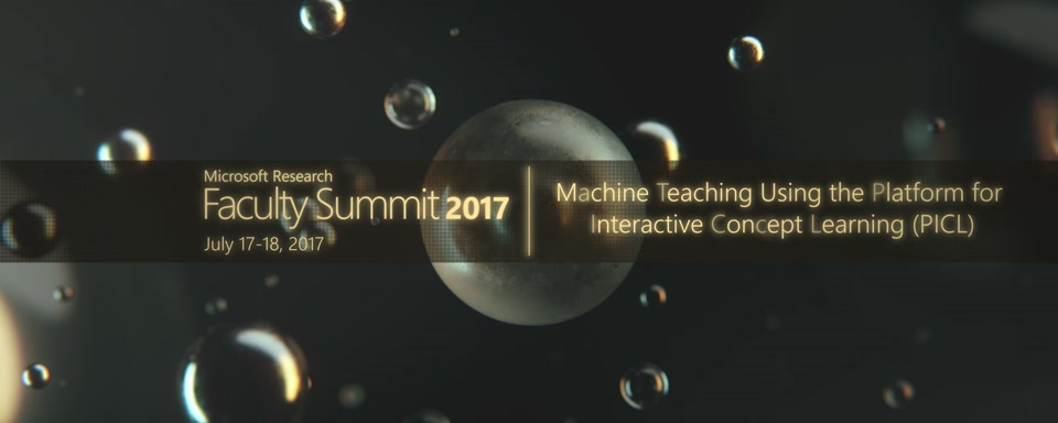 Video Abstract:Machine Teaching Using the Platform for Interactive Concept Learning (PICL)