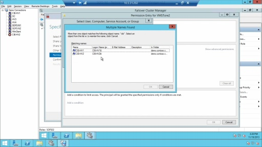 Server Virtualization with Windows Server Hyper-V and System Center: (06) Implementing Failover Clustering with Hyper-V