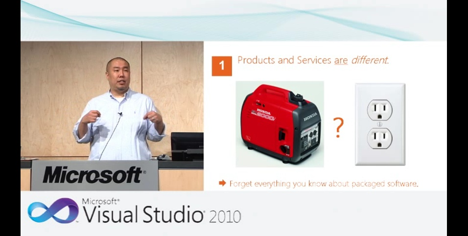 DevOps: Lessons Learned Running Microsoft Services