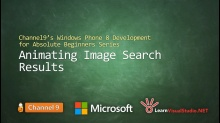 Part 32: Animating Image Search Results