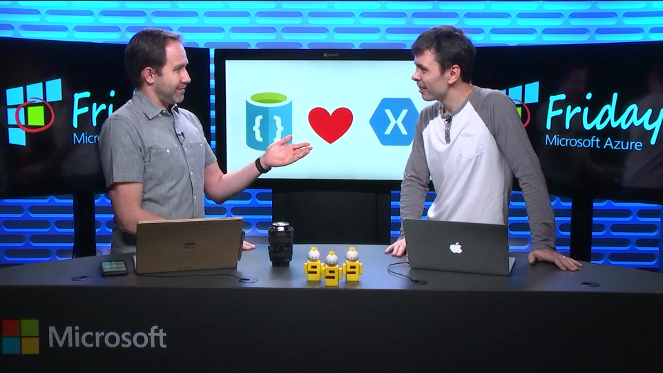 DocumentDB Loves Xamarin
