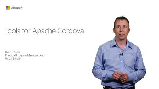 Build Mobile Apps for iOS, Android and Windows with Visual Studio Tools for Apache Cordova