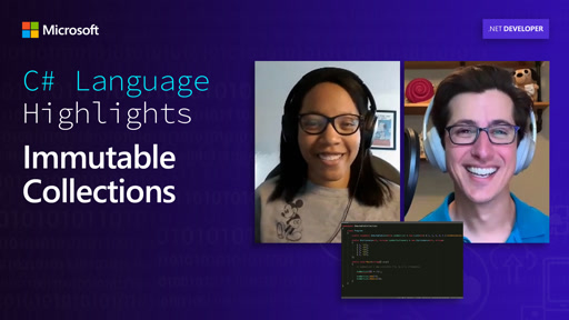 C# Highlights: Immutable Collections