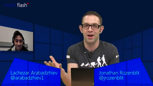 MSDN Flash March 2016 - Make Web Not War, iOS to Windows, ASP .NET Monsters + more