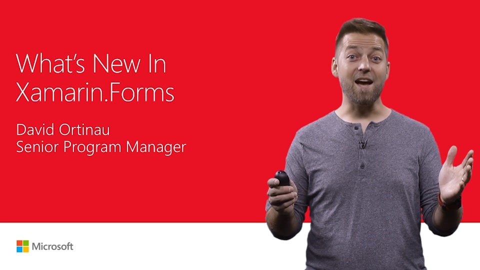 What's new in Xamarin.Forms