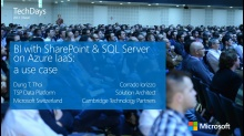 BI with SharePoint & SQL Server on Azure IaaS: a use case (e)