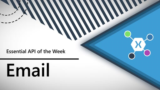 Email (Xamarin.Essentials API of the Week)