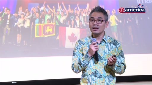 Imagine Cup 2016 Indonesia Final - Opening