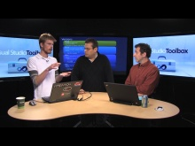 Visual Studio Toolbox: Entity Framework Part 1