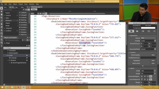 Designing Your XAML UI with Blend: (04) XAML Design and Styling in Blend, Part 2