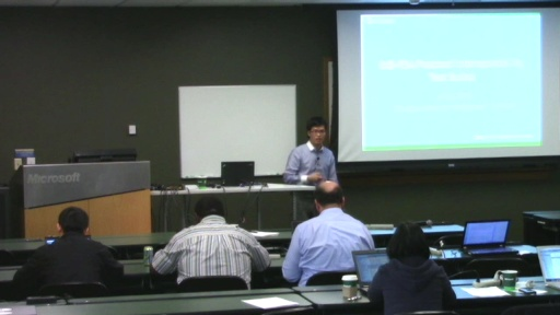 MS-FSA Interop Test Scenarios Presentation 2012