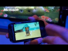 Live from Nokia World 2011:  Kinectimals for Windows Phone