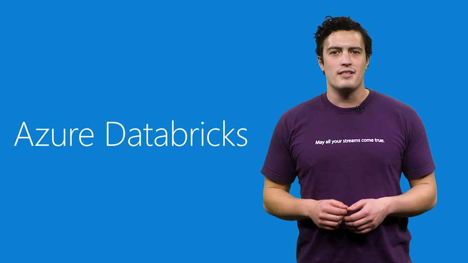 Get enterprise security for big data apps with Azure Databricks