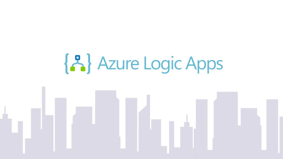 Play the video for a quick overview about connecting your business-critical apps and services with Azure Logic Apps, automating your workflows without writing a single line of code.