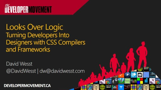 Looks Over Logic: Turning Developers into Designers with CSS Frameworks and Compilers