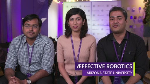 Aeffective Robotics - 2017 US Meet the Teams