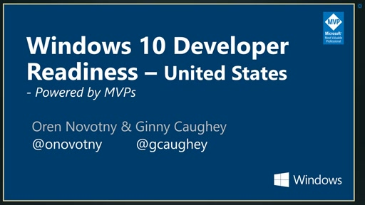 Windows 10 Developer Readiness [USA]