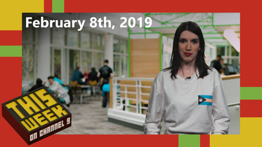 TWC9: Microsoft Build 2019, VS Code Updates, F# Challenge, and more