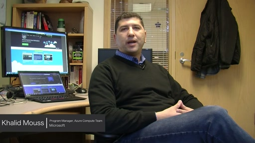 Azure IaaS Week Intro: Khalid Mouss