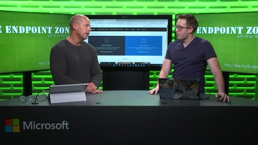 The Endpoint Zone with Brad Anderson [1701]
