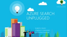 Azure Search Unplugged