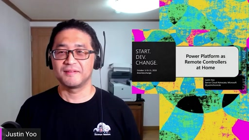 Power Platform as Home Remote Controllers