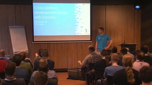 Building Cross platform mobile applications using Xamarin