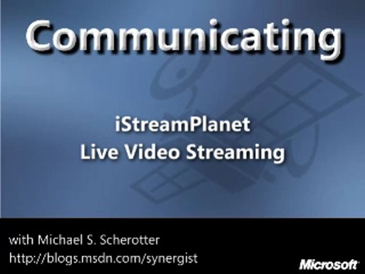 iStreamPlanet - Streaming Media Experts