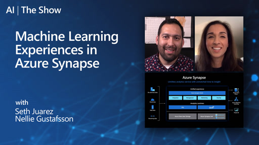 Machine Learning Experiences in Azure Synapse