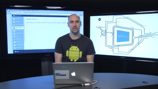 Android Support in Windows Azure Mobile Services