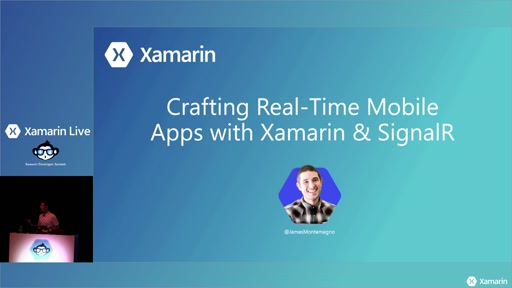 Crafting Real-Time Mobile Apps with SignalR