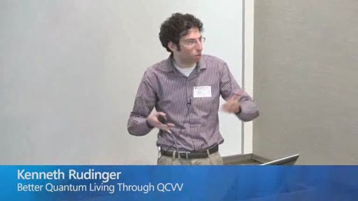 Better Quantum Living Through QCVV