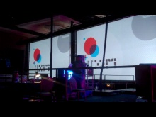 Hanselminutes on 9 - Raw Backstage footage before the Mix11 keynote with Jonathan Carter