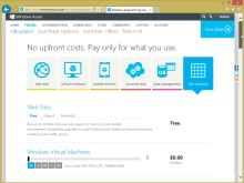Windows Azure - Comment calculer le prix