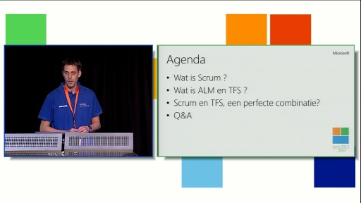 Team Foundation Server als perfecte tool voor SCRUM