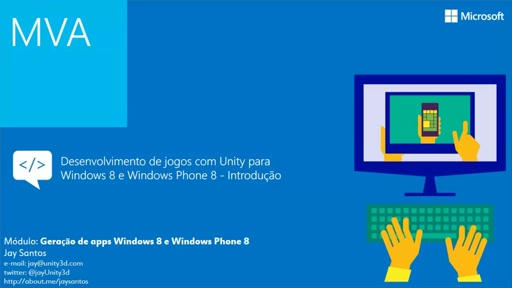 Geração de apps Windows 8 e Windows Phone 8