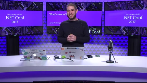 What's new in Xamarin