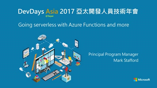 Going serverless with Azure Functions and more