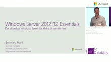 Windows Server 2012 R2 Essentials: Der aktuellste Windows Server für kleine Unternehmen