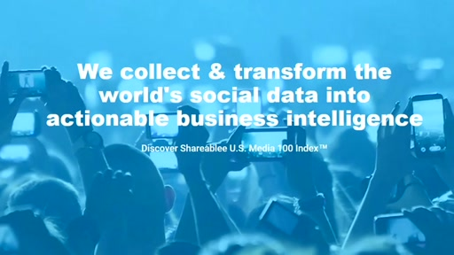 Startup Stories: Transforming the world's social data into actionable business intelligence with Shareablee