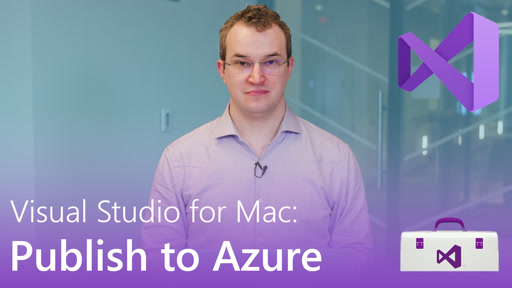 Visual Studio for Mac: Publish to Azure