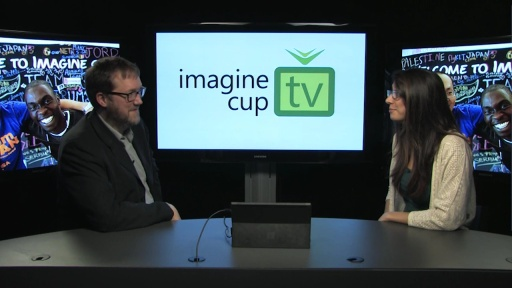 Imagine Cup TV Episode 009: Moscow Local Finals; Robot Baby; Social Media Team; and the KFC Russia Award